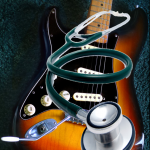 Guitar Repair in Nottingham with Robin. Servicing and Professional Guitar Repairs